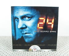 24 Hours TV Show DVD Board Game Kieffer Sutherland action NEW OPEN BOX