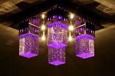 Deckenleuchte Design LED Farbwechsel Leuchte Deckenlampe Lampen Fernbedienung