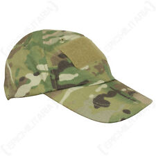 Tactical Baseball Cap - Multitarn Sun Peak Hat Army Military Airsoft Soldier New