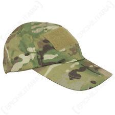 Tactical Baseball Cap - Multitarn Sun Peak Hat Army Military Airsoft Soldier New