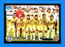 FIFA 365 2016-17 Panini 2017 Figurina-Sticker n. 658 - CLUB AMERICA -New