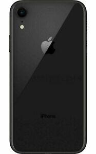 Apple iPhone XR - 128GB - Black (Unlocked) A1984 (CDMA + GSM)
