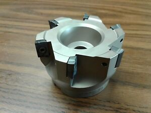"""3"""" 90 degree indexable face shell mill,face milling cutter APKT #Z-2526-4025"""