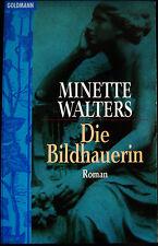 Die Bildhauerin von Minette Walters  ungelesen