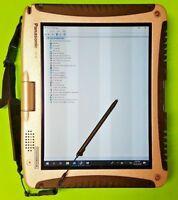 Panasonic Toughbook CF-19 i5 2.6Ghz Tablet Pick Memory, Hard Drive, Windows 10