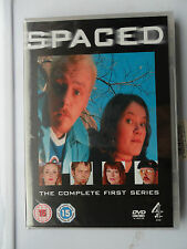 SPACED DVD BOX SET COMPLETE FIRST SERIES 1 SIMON PEGG JESSICA STEVENSON COMEDY