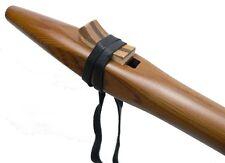 Stellar Native American Style Flute key F# Western Red Cedar Beautiful Finish