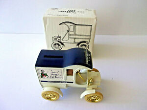 ERTL LIMITED EDITION 1905 DELIVERY CAR BANK 1 OF 500 FROSTY SNOWMAN NEW IN BOX