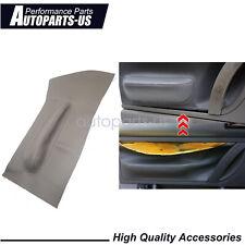 For Volkswagen Beetle 98 10 Door Panel Insert Cards Leather Synthetic Gray Fits 2004 Volkswagen Beetle