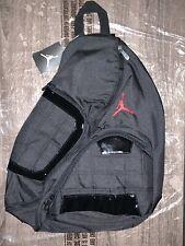 Nike Jordan Jumpman Sling Laptop Back Pack (9A1113 023) (Black)