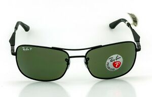 Men's Ray-Ban Polarized Sunglasses RB3515 006/9A, New