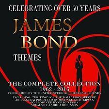 James Bond Themes: C - James Bond Themes: Complete Collection 1962-2015 [New CD]