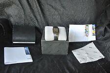 Rado Diastar High Tech Ceramic Titanium Quartz Mens Watch 152.0332.3  GREAT COND