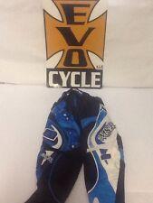 MSR MX Y18 Blue Black And White Pants Ka3
