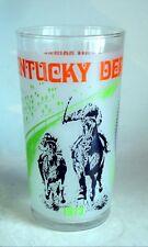 KENTUCKY DERBY GLASS 1972  MINT JULEP OFFICIAL GLASS