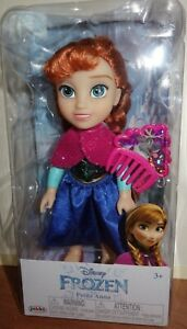 Disney Petite Anna Doll Frozen New