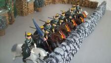 (8) W BRITAINS COMPLETE SET# 136** OF THE IMPERIAL RUSSIAN COSSACKS CIRCA