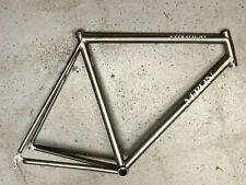 Merlin Extralight Ti frame 1237 grams (2.73 lbs) size 56.5 Tom Kellog!