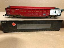 Aristo Craft Trains Art-41025 Red G Scale North Pole & Snowflake Rr Train