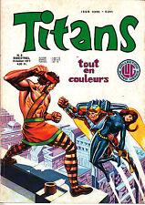 TITANS   N°9    LUG    MARVEL