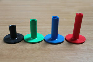 Brand New Golf Rubber Tees Pack of Four - For Home use or Driving Range