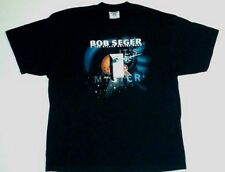 Bob Seger It's A Mystery Mens XXL Silver Bullet Band Black Concert T-Shirt USA