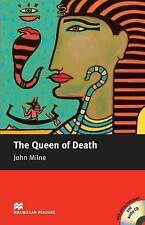 The Queen of Death: Intermediate by John Milne Book & CD - NEW and SEALED