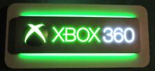 "XBOX 360 Original Launch Retailer LED Sign! 20"" x 9""  *New In-Box!  *Free Ship!"