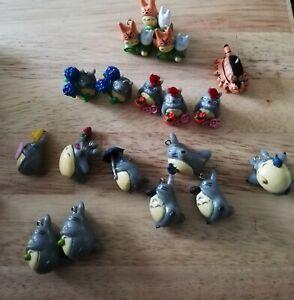 Totoro Pendants DIY Jewellery Making Charms