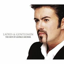 Ladies And Gentlemen... The Best Of George Michael Clean Audio CD NEW