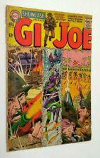 SHOWCASE COMICS 53 G.I. JOE DC G+