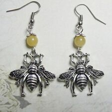 Animals & Insects Handmade Round Costume Earrings