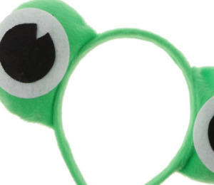 MagiDeal Bachelorette Novelty Frog Style Headband Fancy Dress Animal Toad Con