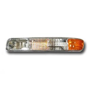 Fits 99-06 GMC Sierra Yukon Driver Left Signal Parking Side Marker Light Lamp LH