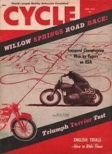 1954 June Cycle - Vintage Motorcycle Magazine