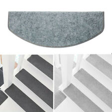 14/15pcs Non-Slip Mats Step Staircase Stair Tread Carpet Protection Cover Pads