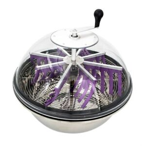 """16"""" TRIMZILLA Trim Bowl Hydroponic Bud Leaf Trimming Trimmer Machine Spin Cutter"""