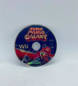Super Mario Galaxy Game for Nintendo Wii *Disc Only* - FREE P&P
