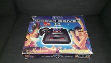 Console Sega Megadrive Mega Drive Pack Aladdin en boite et notice