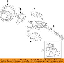 Acura HONDA OEM 14-15 MDX-Steering Column 53200TZ5A52