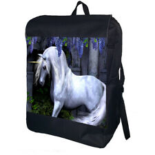 Unicorn Backpack School Bag Travel Personalised Backpack