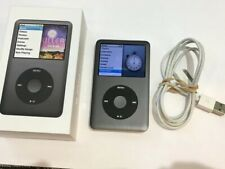 Apple iPod Classic 7th Generation Gray (160 GB) MC297LL/A w/ ORG Box 2009 2.0.4