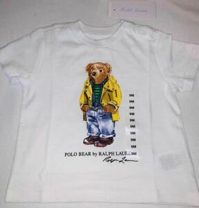 Ralph Lauren Teddy Bear T-Shirt