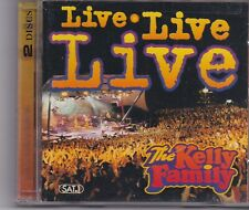The Kelly Family-Live Live Live 2 cd album