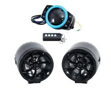 Anti-Theft Alarm System Motorcycle Audio Radio Sound System Stereo Speakers MP3