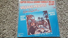 Village People - Go west 12'' Disco Vinyl [Pet Shop Boys]