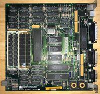 WORKING 1986 Apple Macintosh Plus 1MB Mac M0001A MOTHERBOARD TESTED! Clean NICE!
