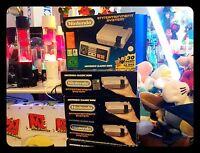 Nintendo Classic Mini NES console, Brand new, Entertainment System 30 games ITA