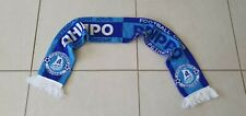 Rare Ukraine Dnipropetrovsk Knitted Scarf Fans Team Club League Football Soccer