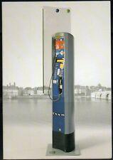 Nederland chipcard - 1st COMMUNICATIEZUIL - MAASTRICHT -1995 - in etui - 2 scans
